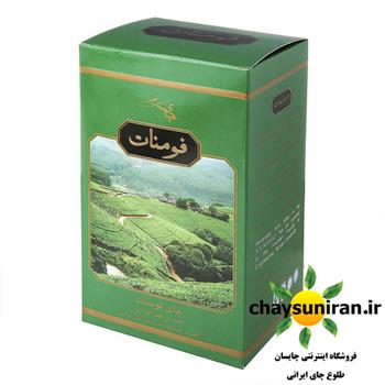 چای زرین فومنات