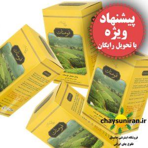 کارتن 12 عددی چای معطر فومنات